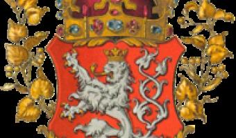 Герб Чехии(Богемии)